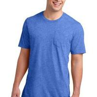 DT6000P Young Mens Very Important Tee ® with Pocket