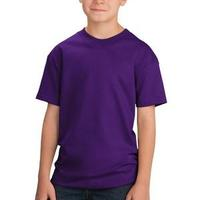 PC54Y Youth 5.4 oz 100% Cotton T Shirt