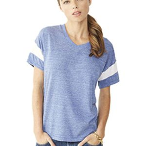 Ladies' Powder Puff Eco-Jersey™ T-Shirt Thumbnail
