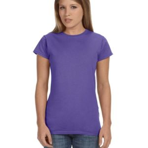 Softstyle® Ladies' 4.5 oz. Junior Fit T-Shirt Thumbnail