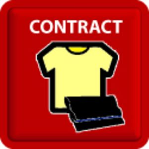 CONTRACT SCREEN PRINTING NO UNDERBASE WHITE INK    Must have Florida State Sales Tax Certificate or Thumbnail